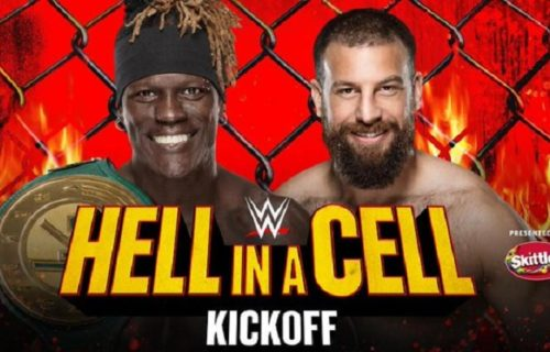 24/7 title match added to WWE Hell In A Cell 2020 pre-show