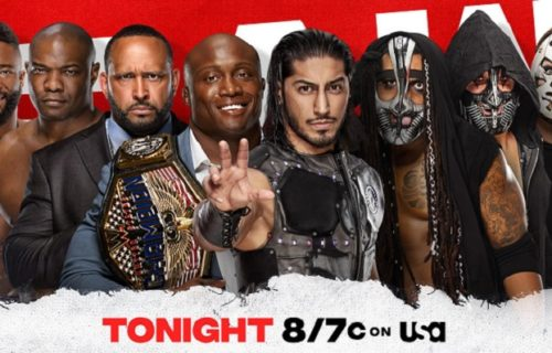 WWE Raw season premiere: More matches set for HIAC go-home show