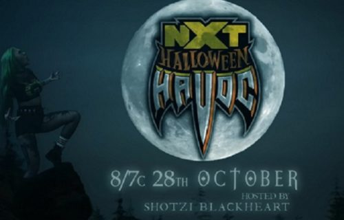 NXT Halloween Havoc live special announced for 10/28 on USA Network