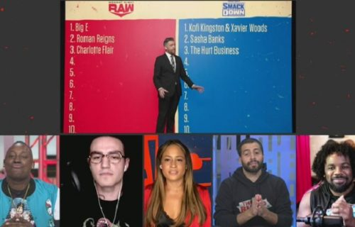 """WWE's The Bump presents """"WWE Draft 2020 Special"""" (Video)"""