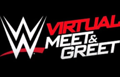 Virtual meet & greets with WWE stars available for HIAC PPV weekend