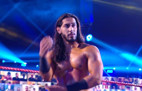 Mustafa Ali to possibly get WWE title shot in the near-future