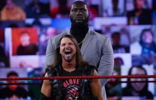 AJ Styles & Omos 'Burial' On Raw Leaks?