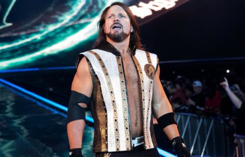 AJ Styles opens up about the creation of his famous finisher