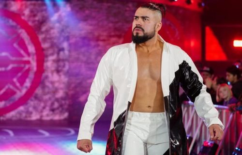 Backstage update on the plans for Andrade and Mickie James