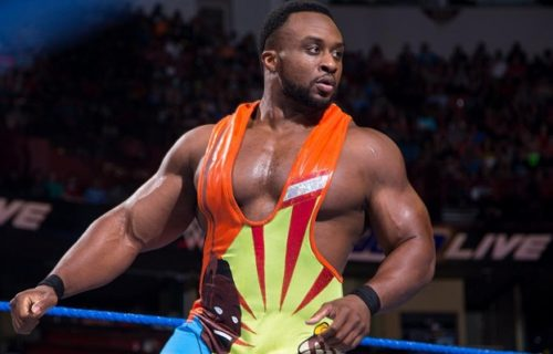Big E says he does not want to be like Brock Lesnar