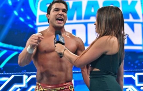 Chad Gable wants a championship match against this star