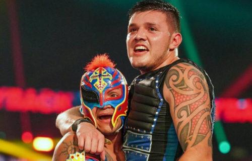Dominik Mysterio WWE Girlfriend Leaks?