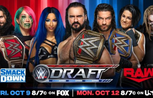All WWE Draft picks for second night of Draft