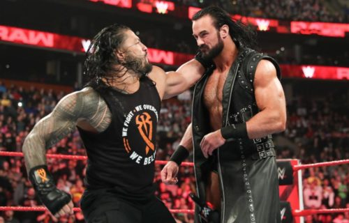 Triple H says Roman Reigns Vs Drew McIntyre could be comparable to Rock vs Austin
