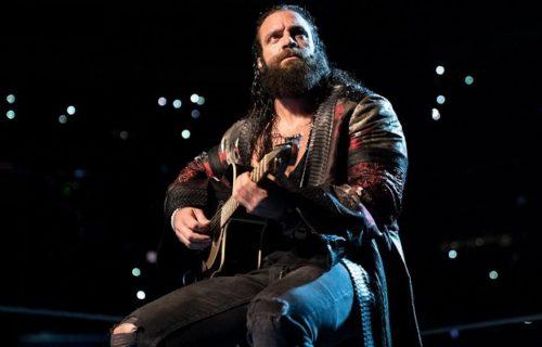 Elias reveals the original WrestleMania 36 plans for him