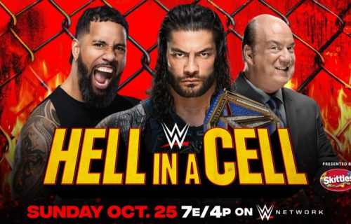 Podcast: Tonight We Dine In Hell… In A Cell