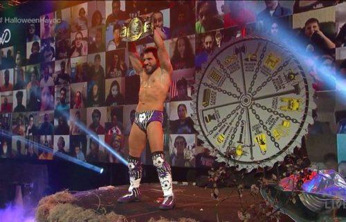 Johnny Gargano wins the NXT North American Championship