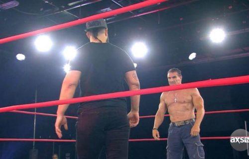 Ken Shamrock added to IMPACT Wrestling Bound for Glory card
