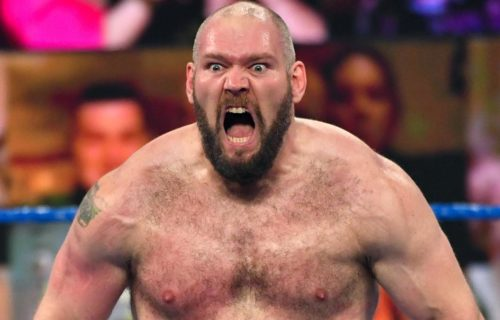 WWE reportedly building to Lars Sullivan - Braun Strowman feud