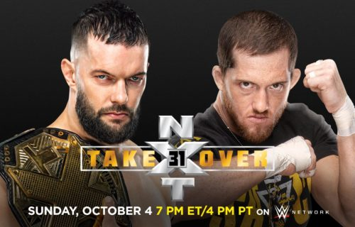 WWE NXT Takeover 31 results