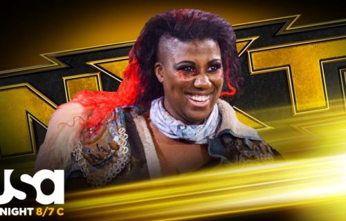 WWE NXT results October 07, 2020: New Moon Rising
