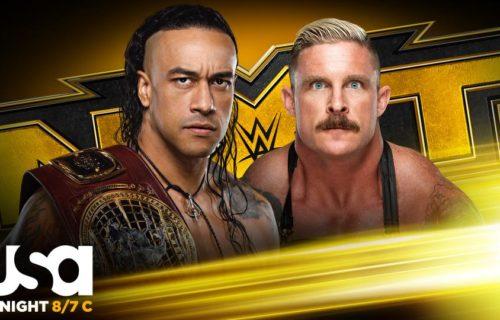 WWE NXT results October 14, 2020: Loomis Looms