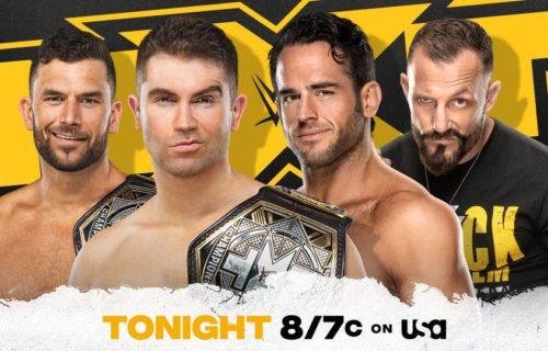WWE NXT results October 21, 2020: Undisputed Challenge