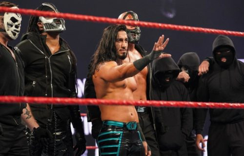 Mustafa Ali on reaction to his big reveal as the RETRIBUTION leader