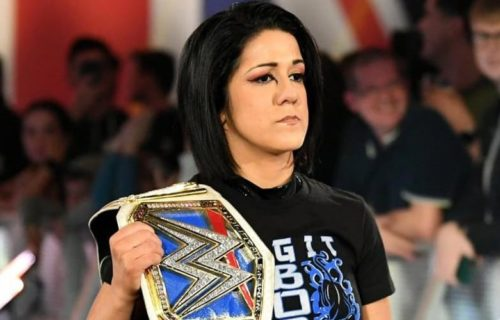 Bayley reveals how Vince McMahon reacted to her heel turn in 2019