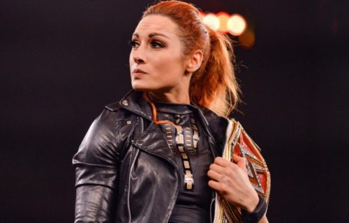 Becky Lynch Was Set To Be 'Buried' By WWE