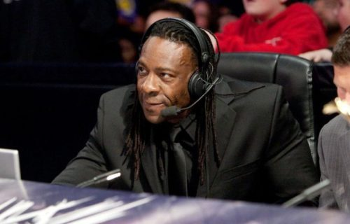 Booker T chooses the best between DX and NWO
