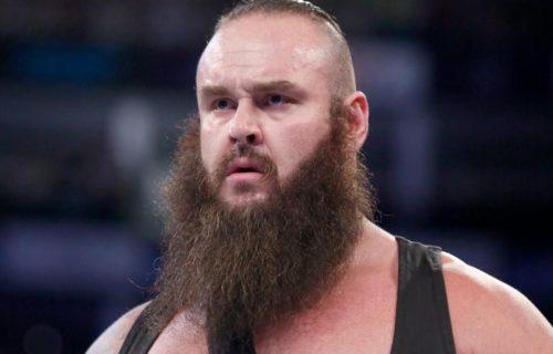 Braun Strowman 'Destroyed' By Bruce Prichard Raw Booking