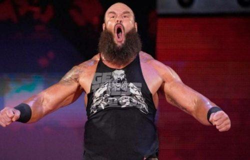 Braun Strowman: 'Raw Stars Are Getting Sick'