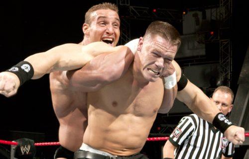 Chris Masters reveals how HBK stood up for him against John Cena