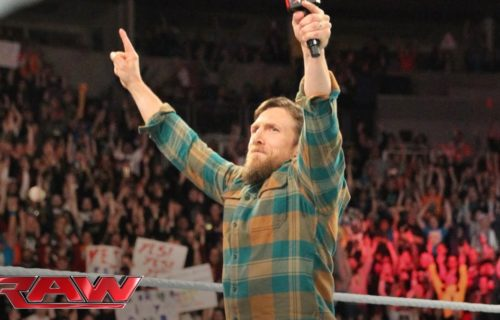 Daniel Bryan reveals this is his last run as a WWE Superstar