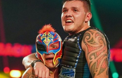 Dominik Mysterio shares the best advice he received from Rey Mysterio