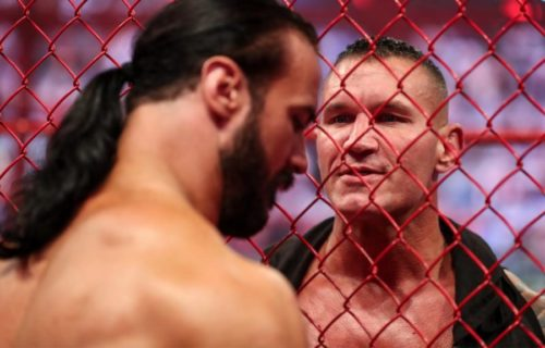 WWE Star 'Ruins' Randy Orton Elimination Chamber Promo