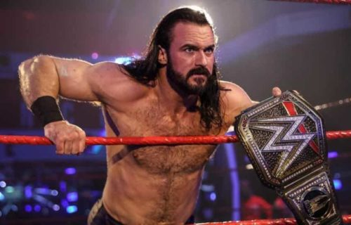 Drew McIntyre reveals the worst bump of his career