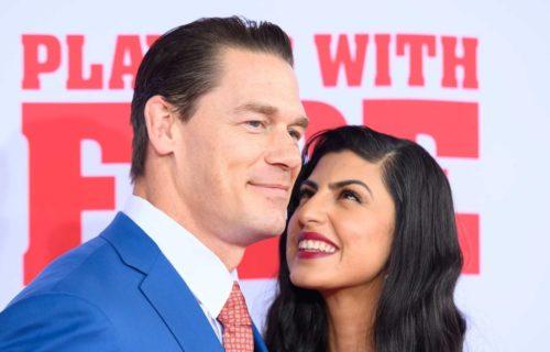 John Cena ties knot with longtime girlfriend Shay Shariatzadeh