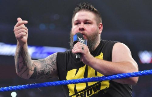 Kevin Owens opens up about his relationship with Pat Patterson