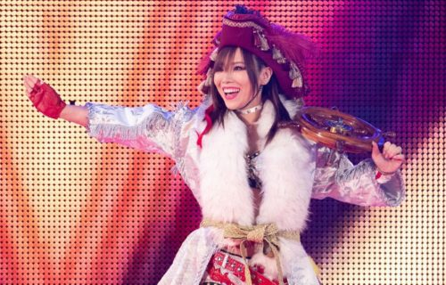 Kairi Sane praises former rivals for carrying WWE during COVID era