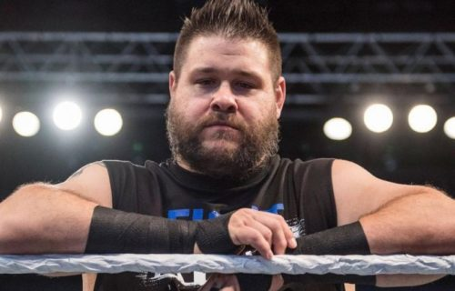 Kevin Owens responds to fans wondering if The Fiend changed him