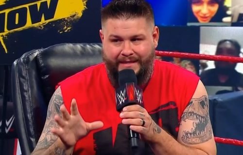 Kevin Owens shares his thoughts on Aleister Black and The Fiend