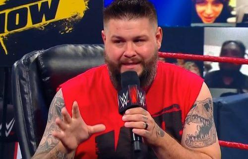 Kevin Owens Gives Honest Take On WWE Network Ending