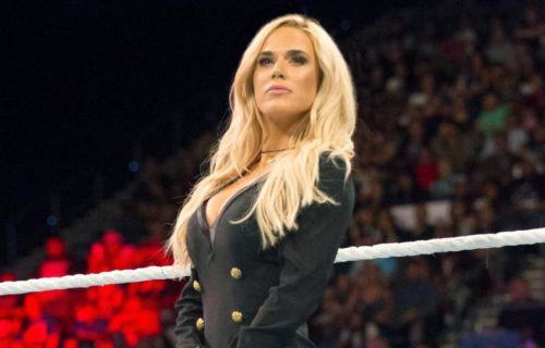 Lana reveals the reason why Nia Jax keeps putting her through the table