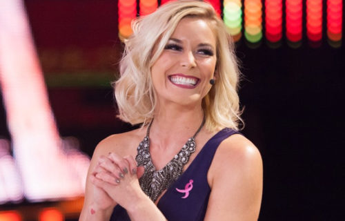 Renee Young set to return for a special WWE SmackDown kickoff show