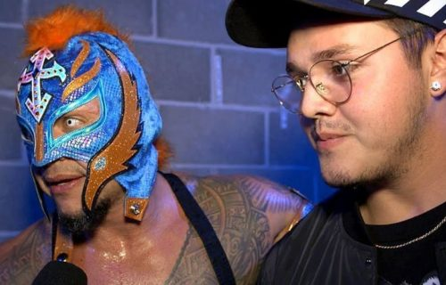 Dominik Mysterio on working with Eddie Guerrero for the custody storyline