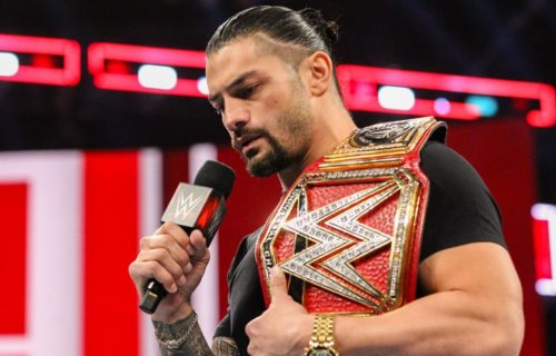 """Roman Reigns shares his battle with Leukemia - """"Support is so crucial."""""""