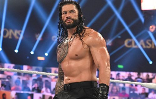 Roman Reigns Rumored WrestleMania Opponent Revealed