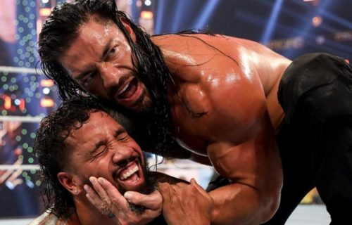 Roman Reigns reacts to Jey Uso turning heel on WWE SmackDown