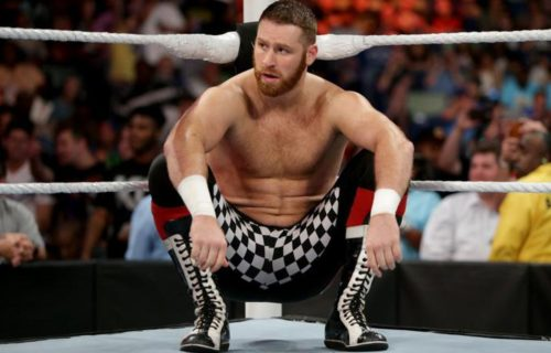 Sami Zayn recalls struggling with WWE culture in his early days