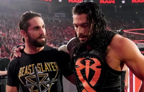 Seth Rollins on the new Tribal Chief persona of Roman Reigns