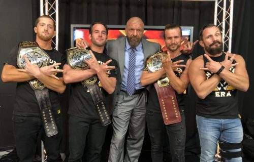 Bobby Fish opens up on the future of The Undisputed Era
