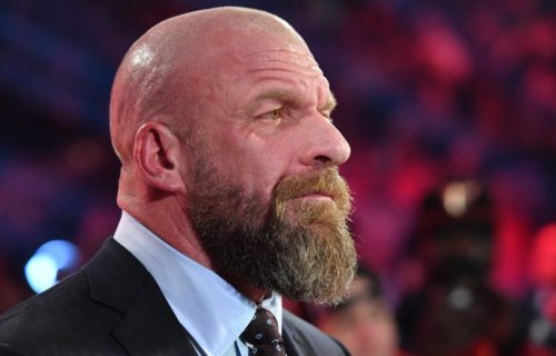 Triple H on the most daunting task he has done in WWE